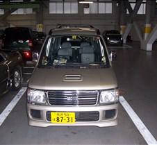 Small ass mini van!