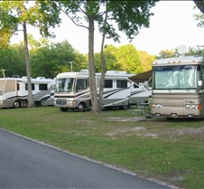 Campsite (Middle) at Oak Plantation