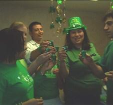 toast at irish party
