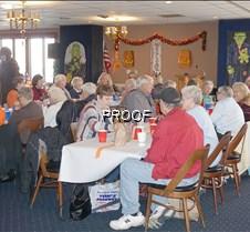 Senior citizen Halloween party