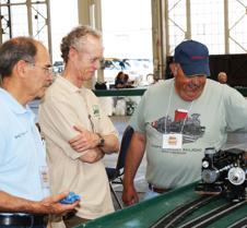 Bob Trabucco, Rob Lenicheck, & Ron Bacon