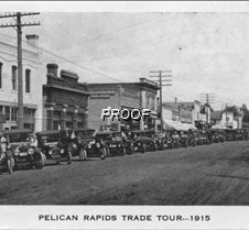 Pelican Trade Tour REMEMBER - 1915