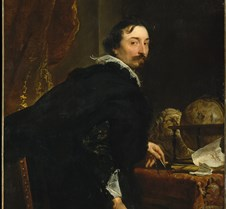 Lucas van Uffel (died 1637) - Anthony va