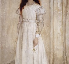 324Symphony in White no 1-James Whistler