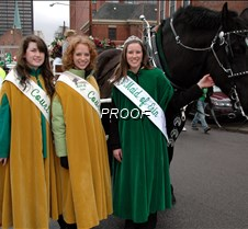 2010 St. Patrick's Parade St. Patrick's Day Parade on Michigan Ave, Detroit 3/14/2010