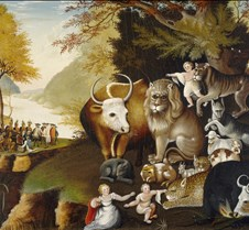 Peaceable Kingdom-Edward Hicks-1834-Nati