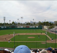 High Corbitt Field - Tucson, AZ