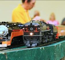 SP Daylight  & Cab Forward LS Locomotive