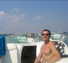 Hanging out at Dobbins Island