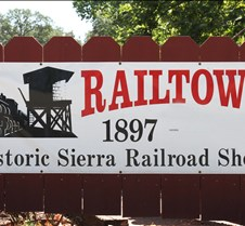 California State RR Museum Railtown 1897