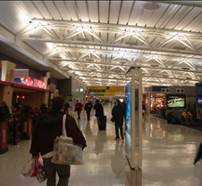 JFK - Terminal 9 Concourse