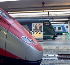 Roma Termini (High Speed Train)