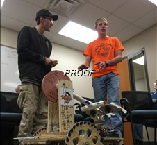 robotics at school  bd