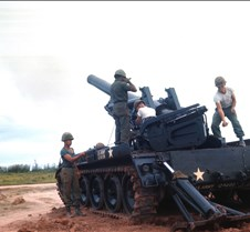 US Army Artillery