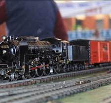 Yves Guillaume's Live Steam Loco
