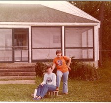 1977_Aug_House_in_the_Woods_10_years_lat