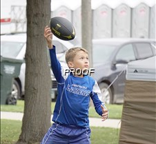 Punt, pass football camp