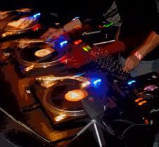 DJ at the Avalon