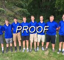 golf team boys