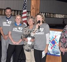Rotary raises 1,500 for PCfamiliesinneed