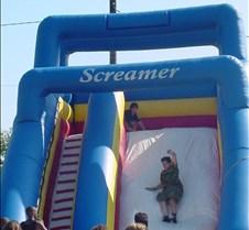 Dainan on the Screamer