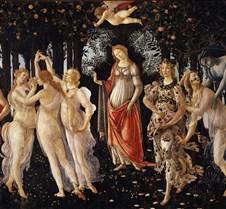 Primavera - Sandro Botticelli - 1482 - U