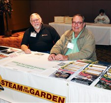 Exhibitor Hall, Steam In The Garden Mag