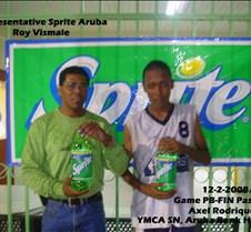 1222008 Game PB-FIN Pasarela Axel Rodriq