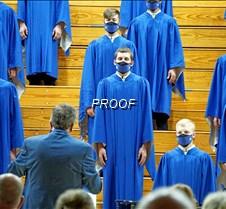 Concert choir men