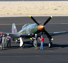 #13 Fury  Hawker Sea Fury