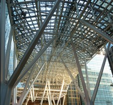 Tokyo Midtown Atrium