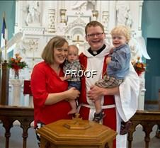 Faith Lutheran - Pastor Buller and famil
