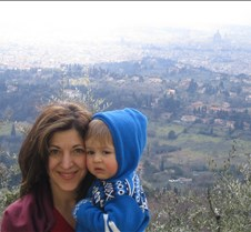 rose & max in florence