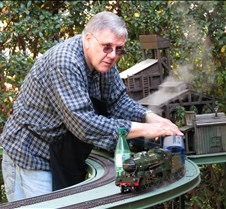 Jim Gabelich's and his PLM 231A Pacific
