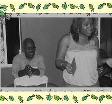 Christmas with the Bains 25.12.09