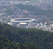 World's Largest Soccer Stadium Up Close