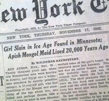 MN woman NYT