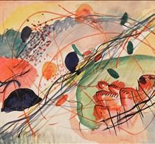 Aquarell 6-Wassily Kandinsky-1911-Stedel