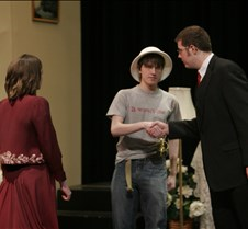 January 30, 2009 Arsenic and Old Lace play preview