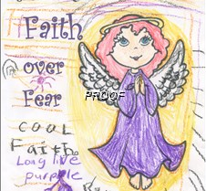 faith coloring contest