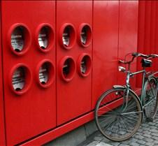 Copenhagen red wall - 21