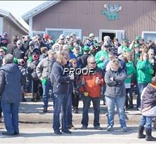 St Pattys crowd