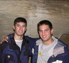 Josh & Bryan in Cave