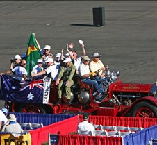 Winning Pilot & Crew - Fire Engine Ride