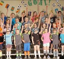 Third grade pointing