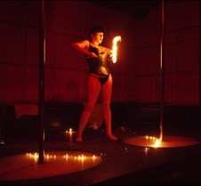 Rhinestone Follies featuring Reina Terror Sexy pyromaniac Reina Terror performing at Rhinestone Follies!