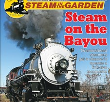 Steam In The Garden Cover #133 May 2014