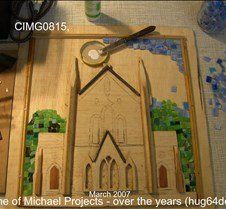 3, CIMG0815, One of Michael Projects - o