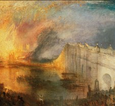 Burning of the Houses of Parliament - Jo