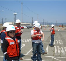 Hardhats and Lifevests, Check